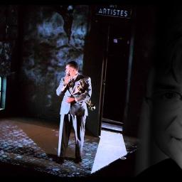 Rencontre de théâtre : Jacques Collin, créateur d'images